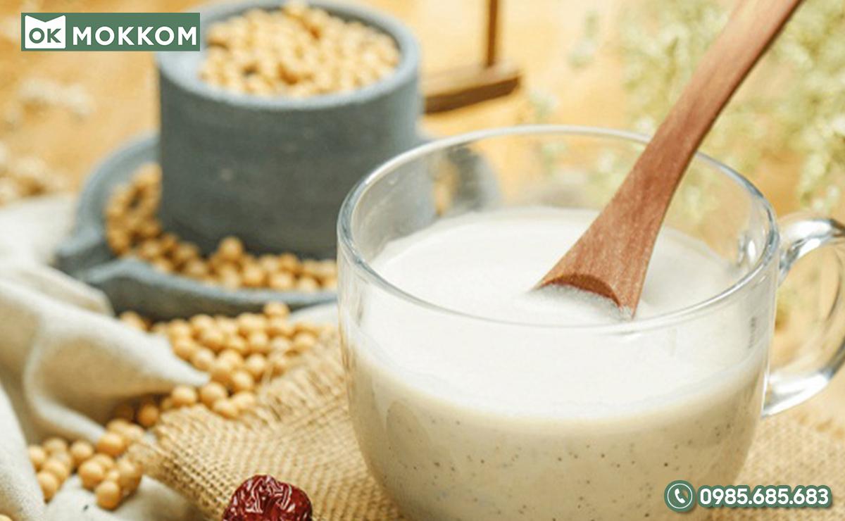 Sữa hạt ngũ cốc