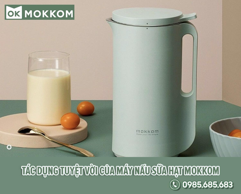 Máy nấu sữa hạt